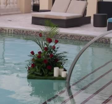 Floating Roses - CDC Floral