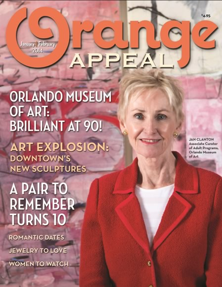 orange appeal magazine - CDC Floral